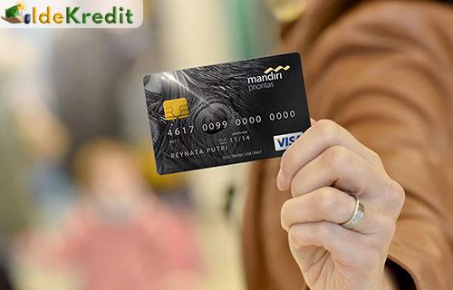 Cara Bayar Kartu Kredit Mandiri