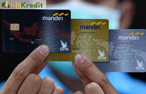 Gambar Kartu ATM Debit