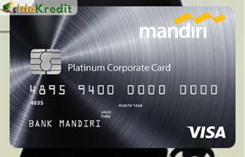 Produk Kartu Kredit Mandiri Corporate