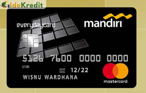 Produk Kartu Kredit Mandiri Lifestyle