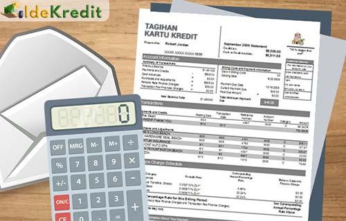 Langkah Mengecek Tagihan Kartu Kredit Bank Mega