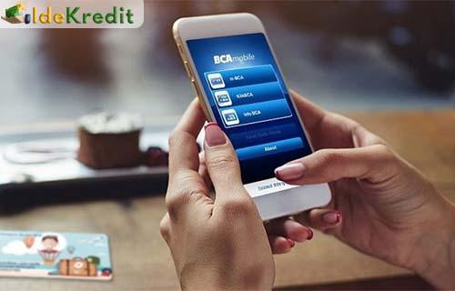 Menaikkan Limit Kartu Kredit BCA lewat BCA Mobile