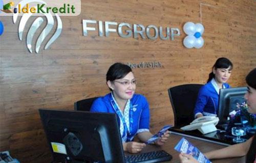 Tabel Angsuran Pinjaman FIF