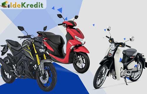 Cara Pengajuan Kredit Motor