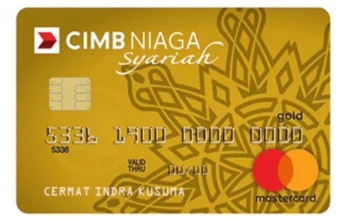Cara Tarik Tunai Kartu Kredit CIMB Niaga Syariah Terbaru