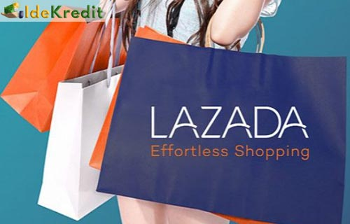 Tips Aman Kredit di Lazada