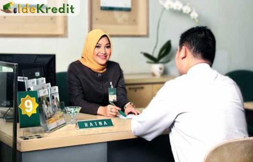 Cara Pengajuan Pinjaman Mandiri Syariah
