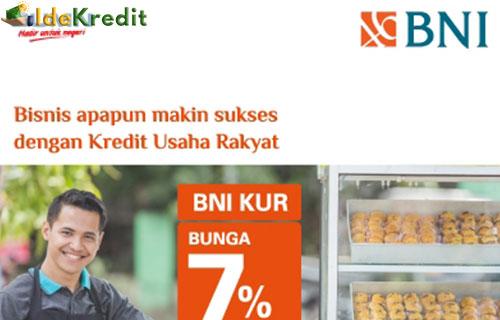 Tabel KUR Bank BNI Syarat dan Cara Mengajukan