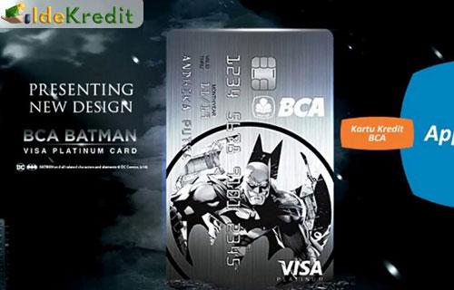 Biaya Kartu Kredit BCA Batman