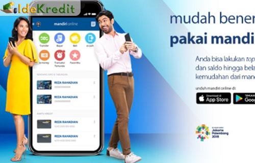 Cara Bayar Tagihan Kartu Kredit Mandiri Lewat Mandiri Online