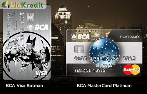 Cara Mengajukan Kartu Kredit BCA Batman