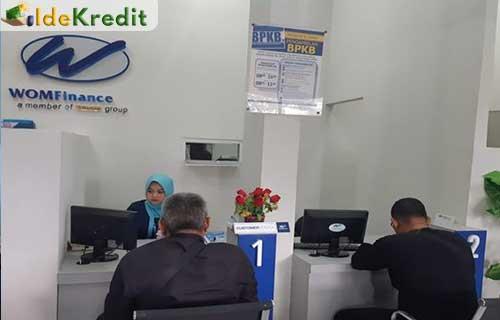 Cara Pengajuan Pinjaman WOM Finance