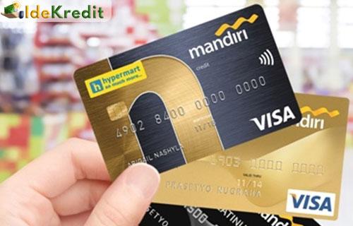 Jenis Kenaikan Limit Kartu Kredit Mandiri