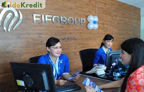 Kantor Cabang FIF