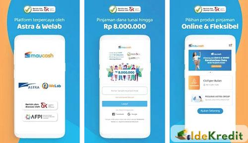 164 Pinjaman Online Ojk 2021 Terbaik Aman Cepat Cair Idekredit