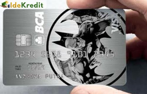 Syarat Kartu Kredit BCA Batman