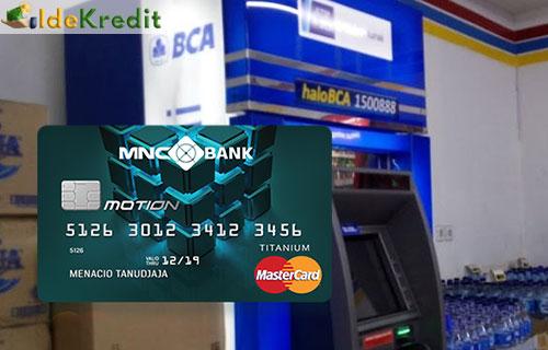 Cara Bayar Kartu Kredit MNC Via ATM BCA Terbaru