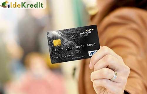 Cara Aktivasi Kartu Kredit Mandiri