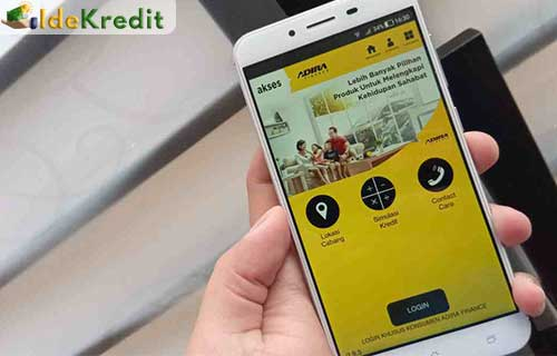 Cara Cek Tagihan Adira Finance Online