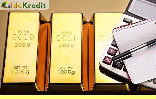 Cara Kredit Emas di Pegadaian