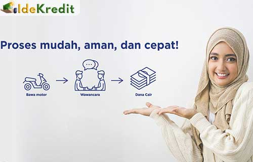Cara Pengajuan Pinjaman Tunai BAF Dana Syariah