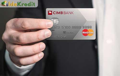 Cara Buat PIN Kartu Kredit CIMB Niaga
