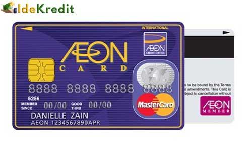 Cara Pengajuan Kartu Kredit AEON