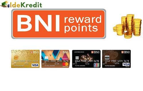 Cara Tukar Poin Kartu Kredit BNI