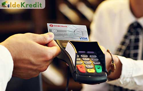 Kartu Kredit OCBC NISP