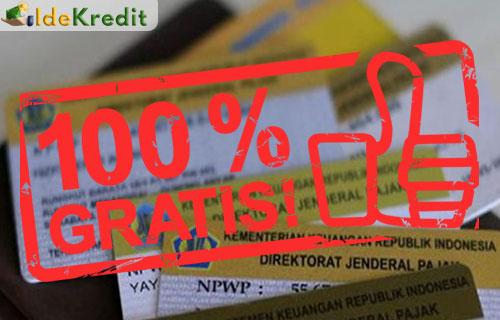 Biaya Membuat NPWP Pribadi Online
