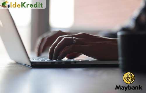 Cara Pengajuan KUR Maybank Online