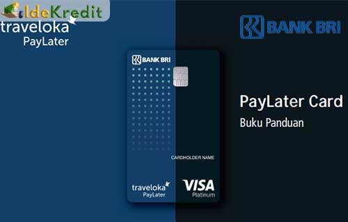 Cara Pengajuan Paylater Traveloka Card