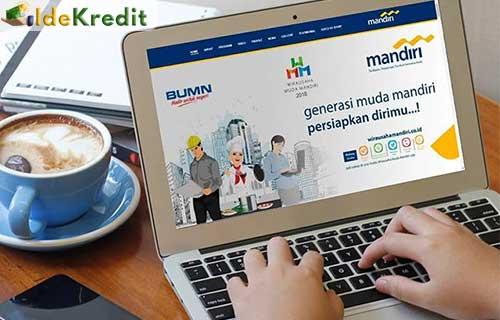 Cara Pengajuan Pinjaman Online Bank Mandiri