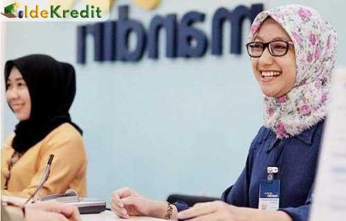 Cara Pengajuan Pinjaman di Kantor Bank Mandiri