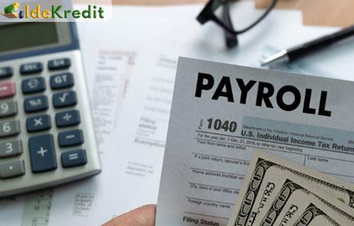 Mandiri KTA Payroll