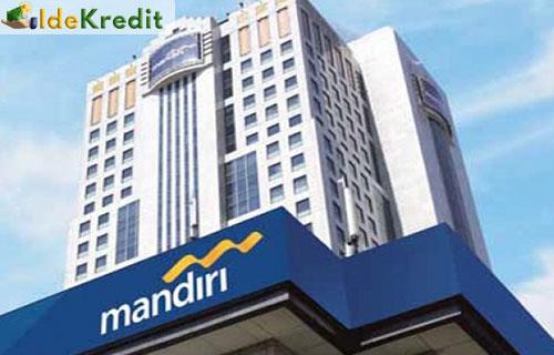 Pinjaman Bank Mandiri Terbaik Terbaru