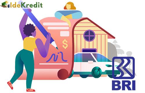 Pinjaman Kredit Modal Kerja Bank BRI