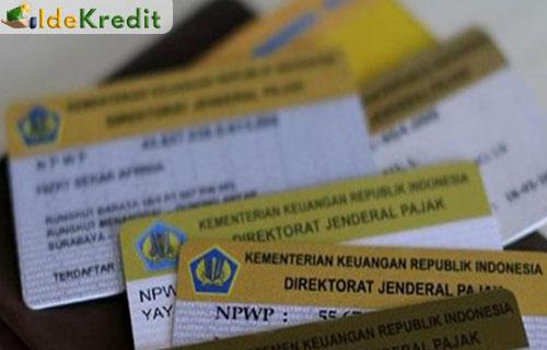 Syarat Membuat NPWP Pribadi Online