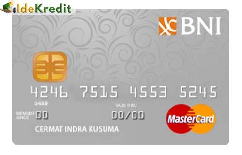 BNI Silver Card