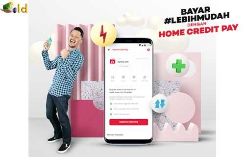 Cara Aktivasi Home Credit Pay