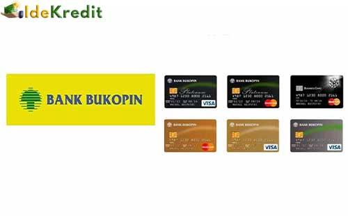 Cara Bayar Kartu Kredit Bukopin