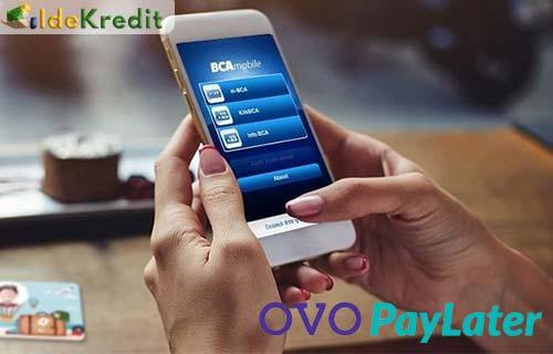 Cara Bayar OVO Paylater dengan BCA Virtual Account