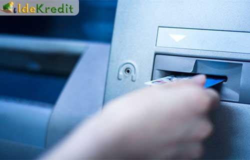 Cara Bayar Tagihan Kartu Kredit Bukopin Lewat ATM