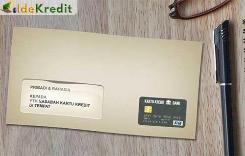 Cara Buat Kartu Kredit BRI Easy Card