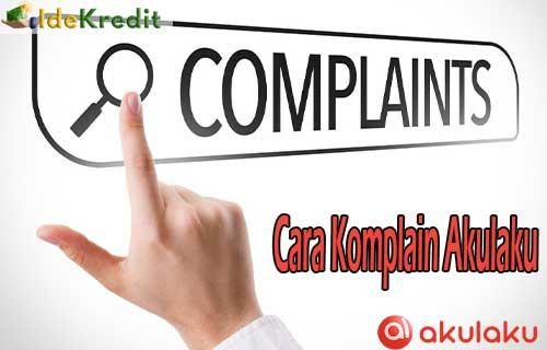 Cara Komplain Akulaku