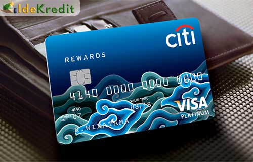 Cara Membuat PIN Kartu Kredit Citibank