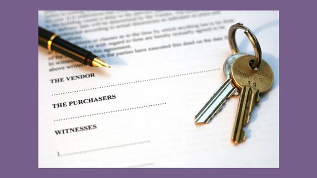 Contoh Surat Keterangan Kerja Untuk KPR Rumah