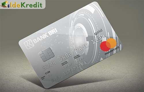 Kartu Kredit BRI Easy Card 1