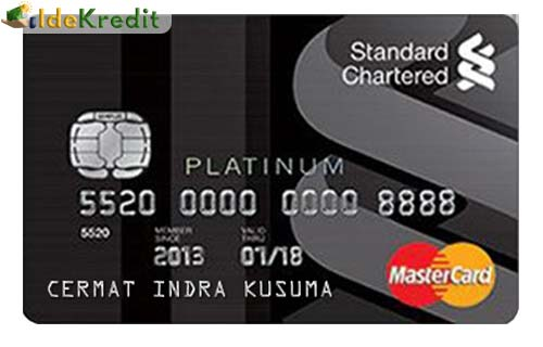 Mastercard Premium Standard Chartered