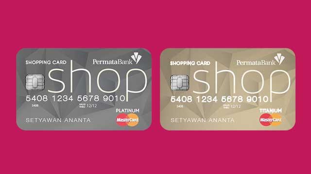 Permata Shopping Classic Card